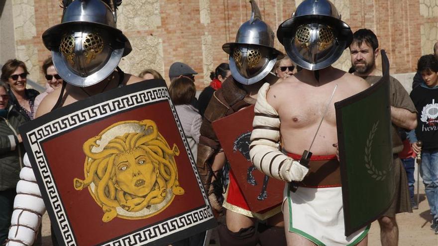 Un fin de semana a la romana
