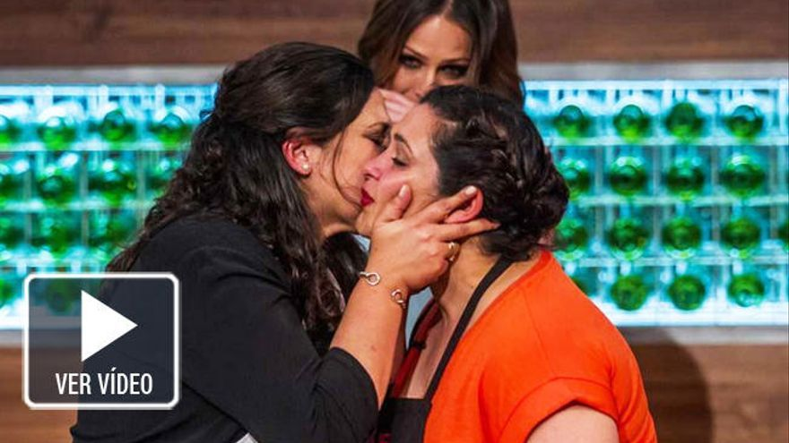 'MasterChef': El jurado elige finalistas y divide a las gemelas
