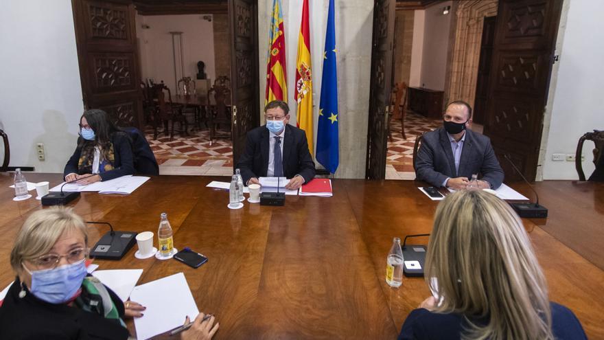 El TSJCV archiva las querellas contra Puig y Barceló por la gestión de la pandemia