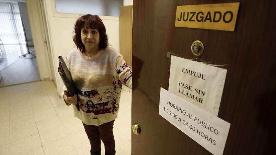 La justicia pierde el tiempo en Oviedo