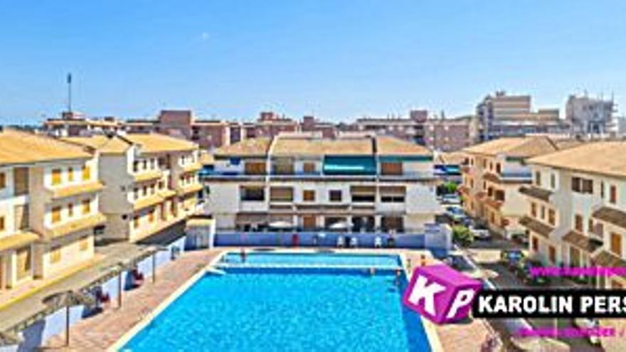 89.000 € Venta de piso en Santa Pola, 2 habitaciones, 1 baño...