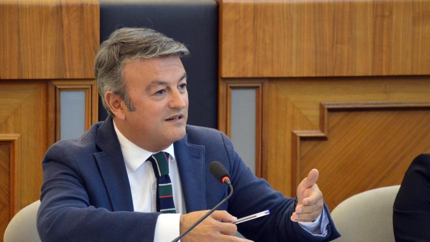 José Chulvi, alcalde de Xàbia, será portavoz adjunto en las Corts