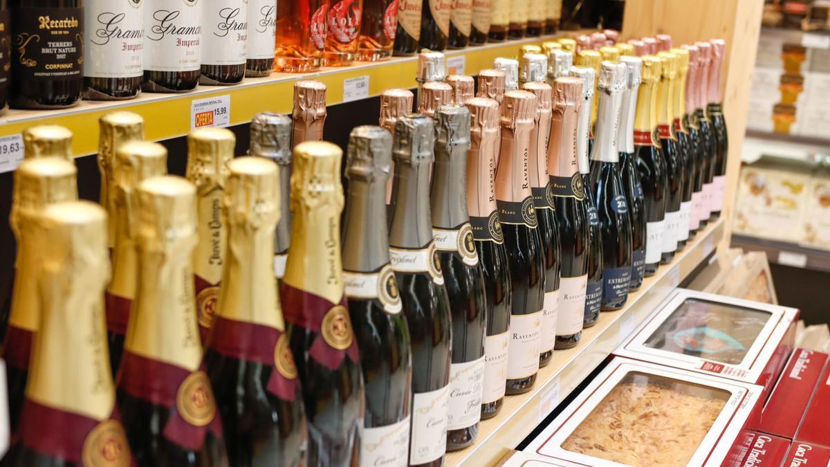 Supermercats Montserrat ofereix una àmplia selecció de caves