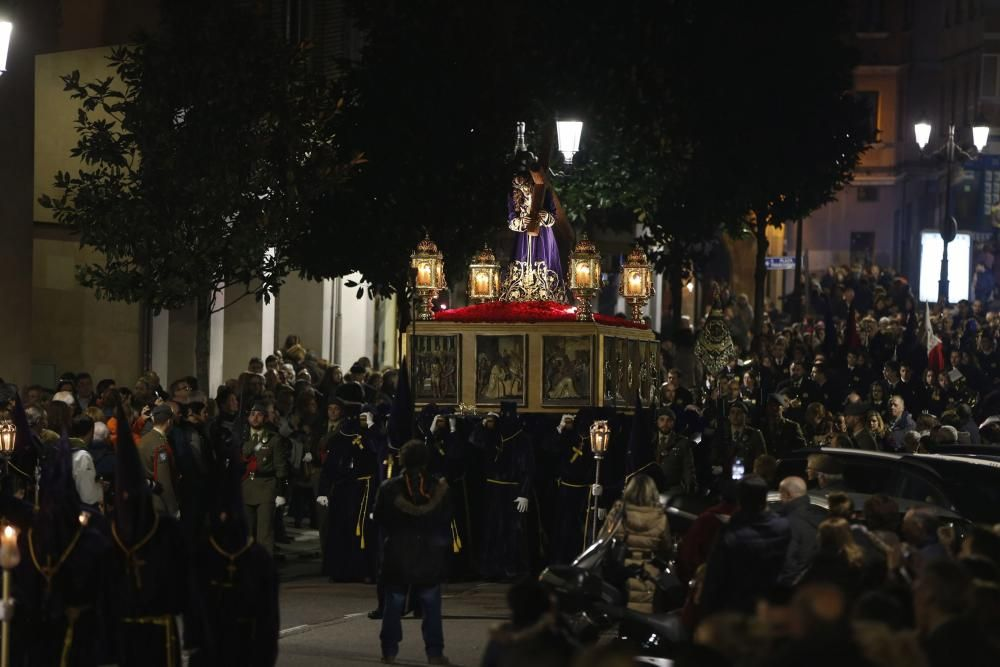 Procesión del Nazareno en Oviedo