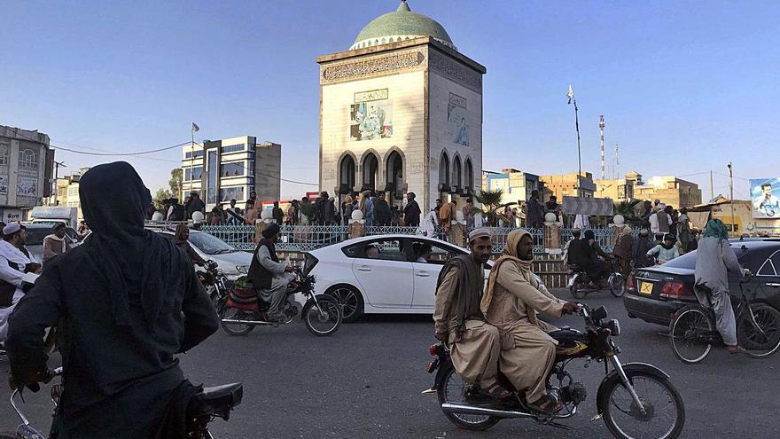 Els talibans arriben fins a les portes de Kabul amb una nova tàctica militar