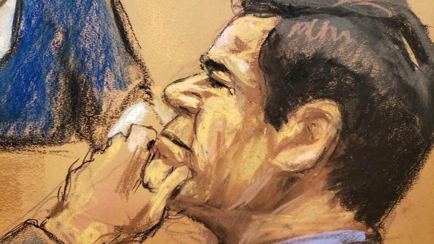'El Chapo' rechaza testificar en su juicio por narcotráfico