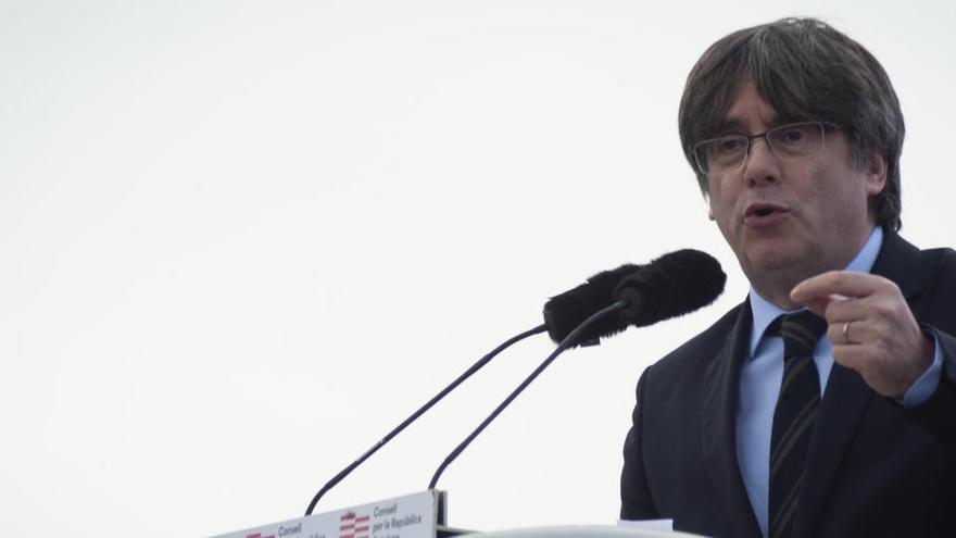 La Justicia belga desestima la demanda de Puigdemont contra Llarena