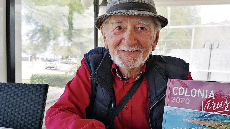 Vom Ziegenhirte zum Buchautor in Colònia de Sant Pere