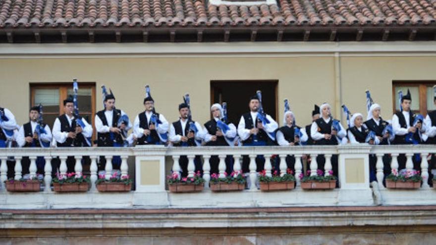Real Banda de Gaitas Ciudad de Oviedo
