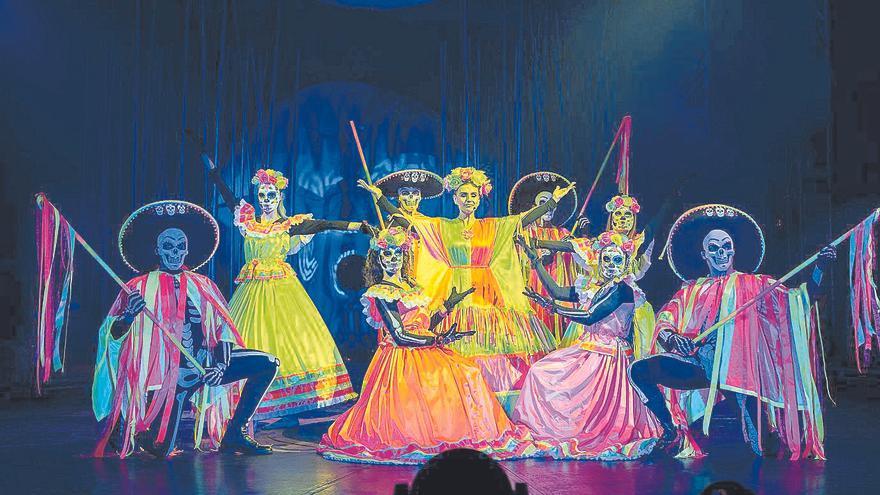 'El circo encantado' desembarca en Cáceres