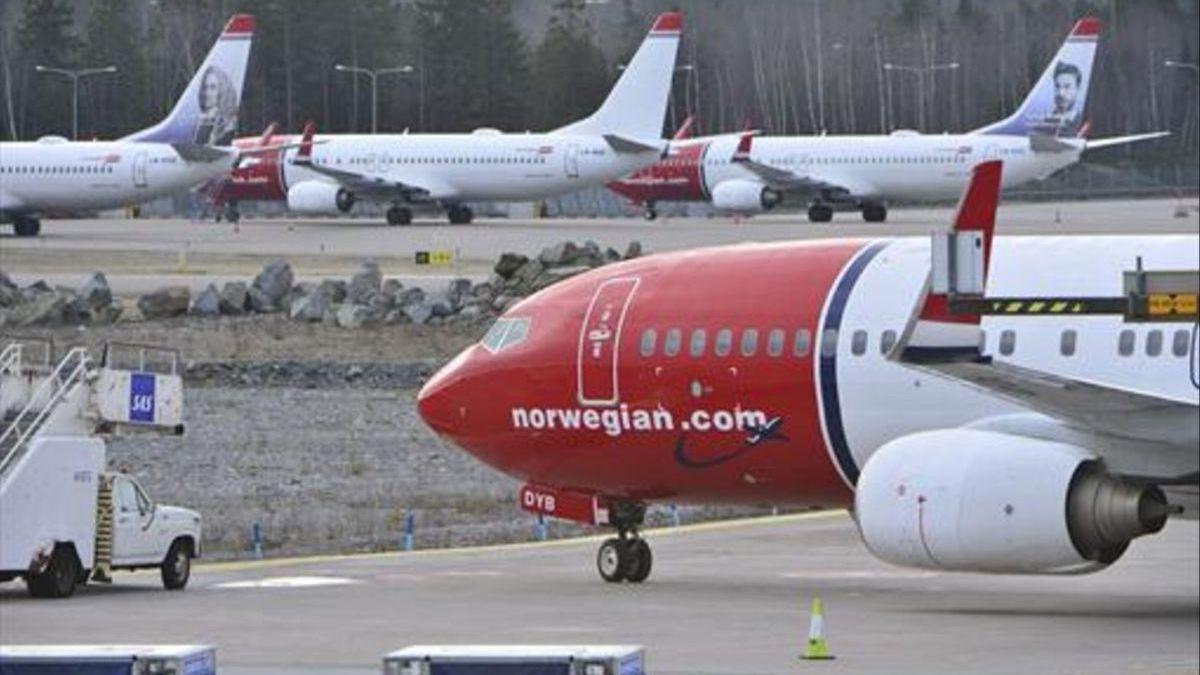 El Gobierno de Noruega participará en el rescate de Norwegian