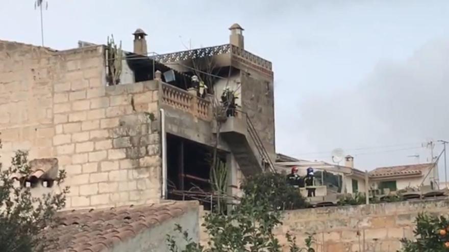 Fünfjähriger Junge stirbt bei Brand in Vilafranca