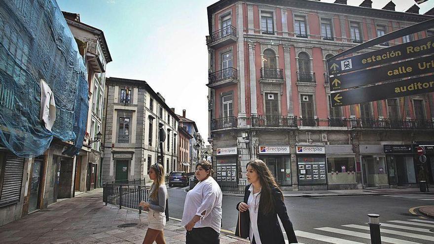 Oviedo estrenará 166 habitaciones de hotel y 68 pisos turísticos en dos años