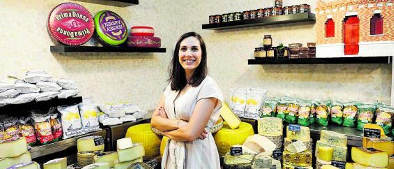 Paula Crespo, presidenta del Colegio de Nutricionistas de la Comunitat Valenciana.