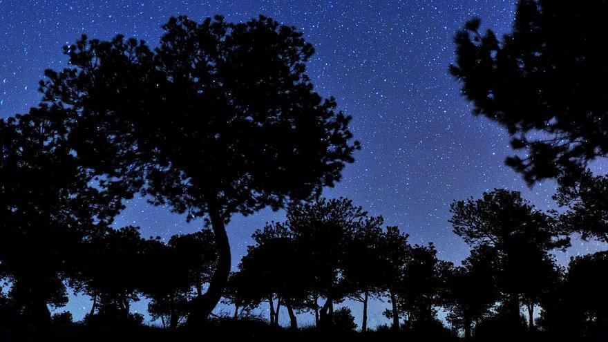 Los cielos de la provincia están entre los mejores de Andalucía