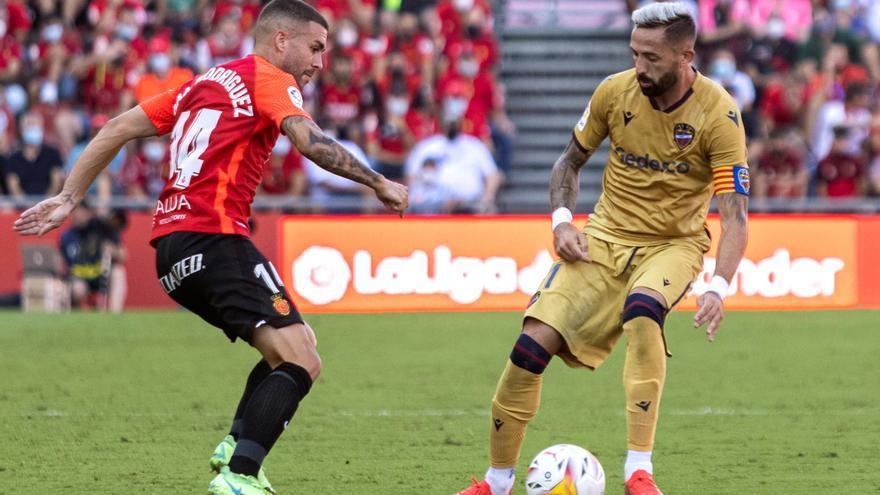 El Mallorca derrota al Levante con un gol de Baba