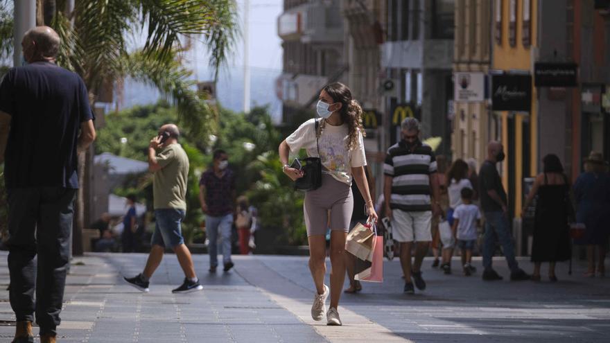 Canarias suma 55 nuevos contagios de Covid y sigue sin registrar fallecidos