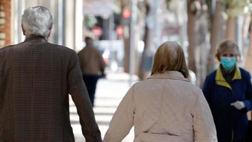 El gasto en pensiones sube un 2,93% en abril y alcanza los los 9.879 millones de euros