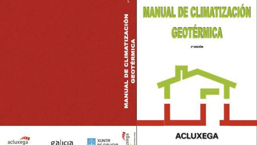 Acluxega presenta la II Edición de su Manual de Climatización Geotérmica