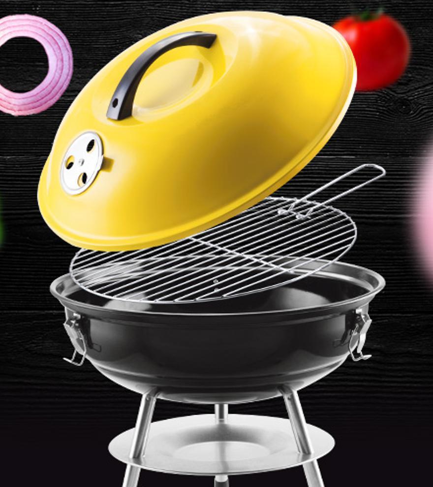 Disfruta con la familia y con los amigos cocinando al aire libre