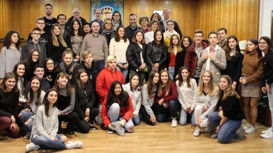 Programa Erasmus + «Digital Natives»