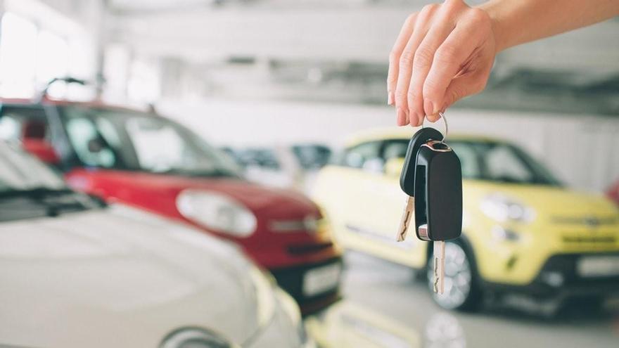 El mercado automovilístico español cae un 21%