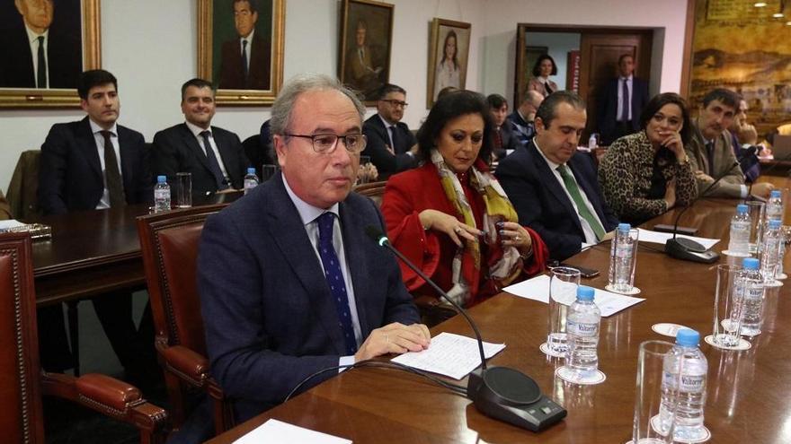 Antonio Díaz, elegido presidente de la Cámara de Comercio
