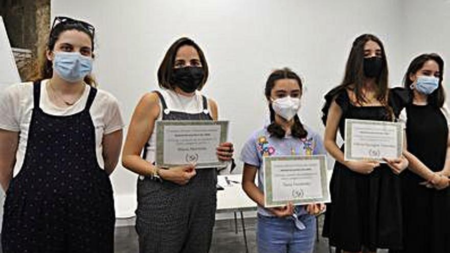 Chorima entrega os premios do concurso 'Letras para Asubiar'