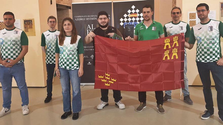 El DuoBeniaján-Costa Cálida, campeón de España por primera vez
