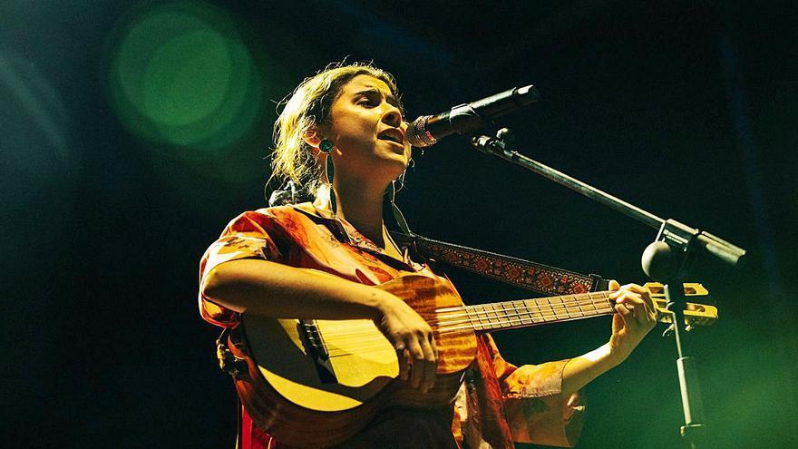 Silvana Estrada, conocida como 'la Chavela millennial', actuará en Ibiza