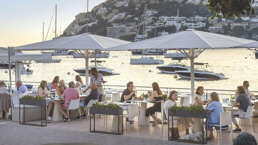 Latitud 39°,  el nuevo restaurante del Port d'Andratx