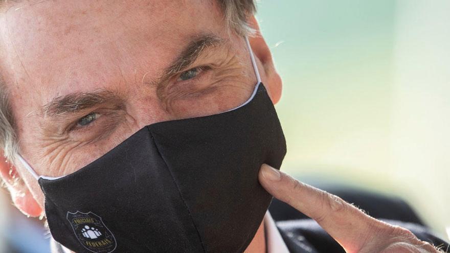 El rechazo a Bolsonaro alcanza nivel récord