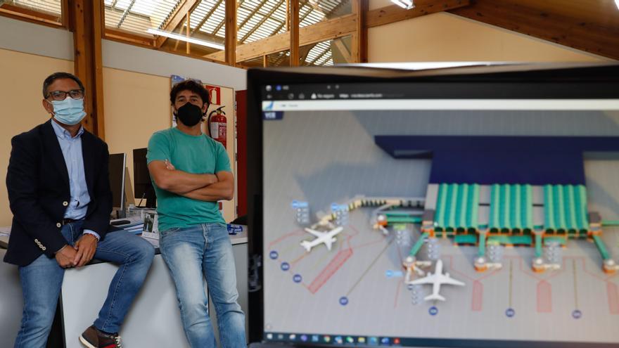 La avilesina CIMC-Tianda introduce en Oriente Medio la eficiencia energética para aviones