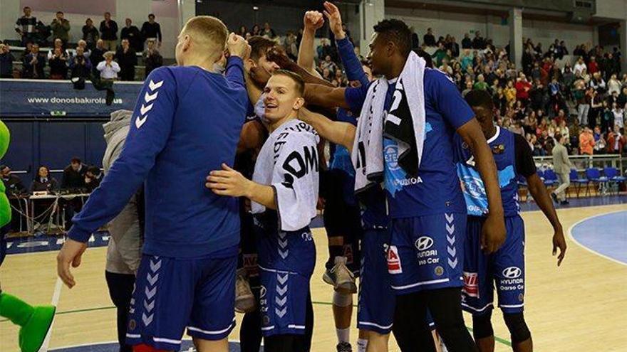 La justicia obliga a la ACB a admitir al Guipuzkoa Basket