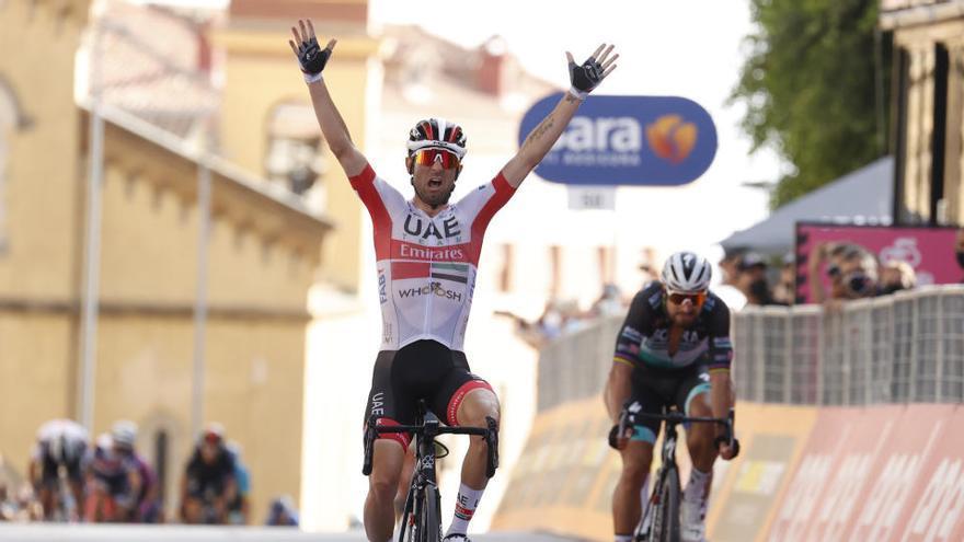 Ganador de la etapa 2 del Giro de Italia 2020: Diego Ulissi