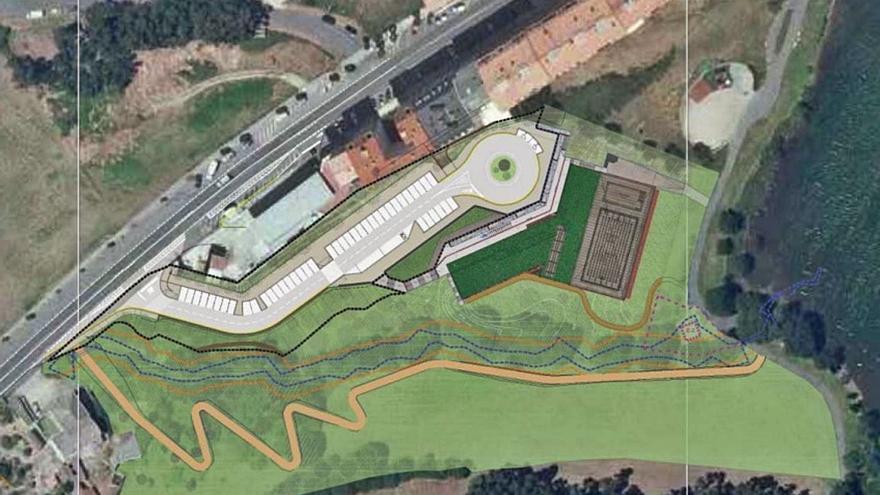 López Cao gana el concurso para construir la piscina de Meicende por 4,1 millones