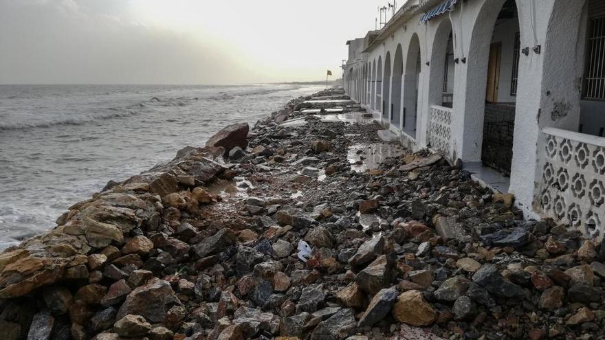 El Consell quiere implantar planes del litoral y contra inundaciones de 'Gloria' en seis meses