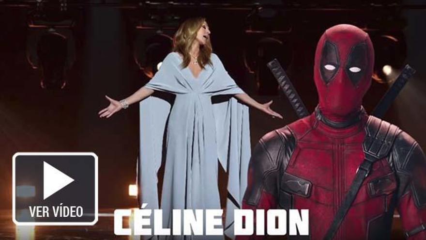 'Deadpool' pide la participación de Canadá en Eurovisión