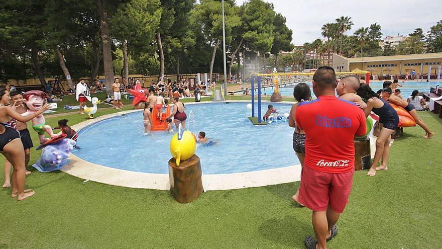 Las piscinas municipales abren sus puertas a partir del próximo sábado