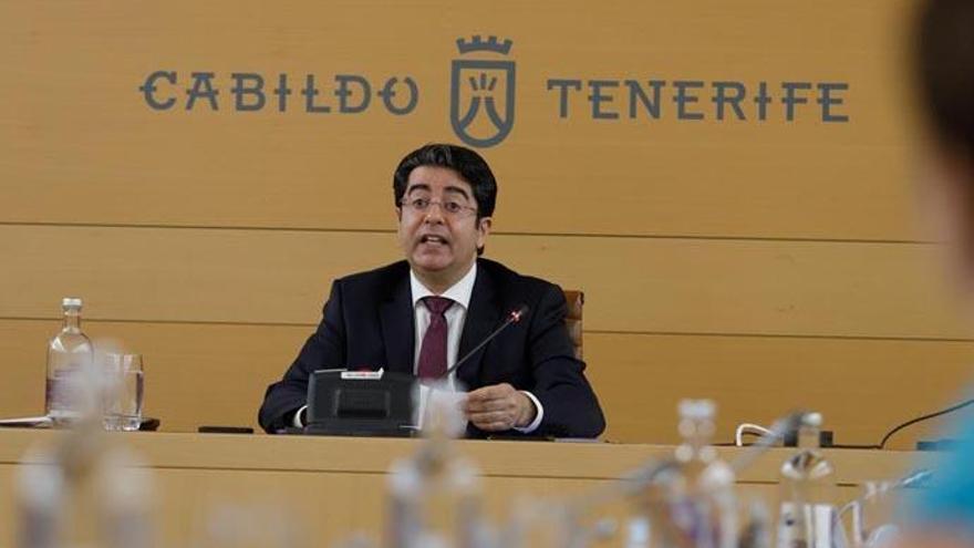 El Cabildo de Tenerife y el Estado construirán cinco plantas depuradoras