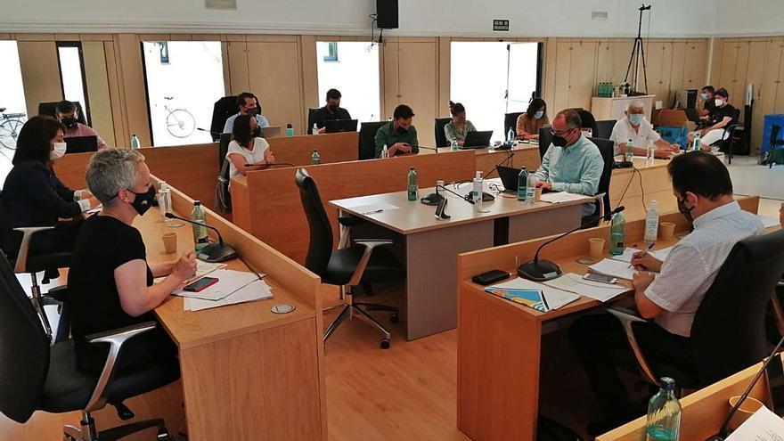 El Consell de Formentera modificará el PTI para obligar a instalar placas fotovoltaicas