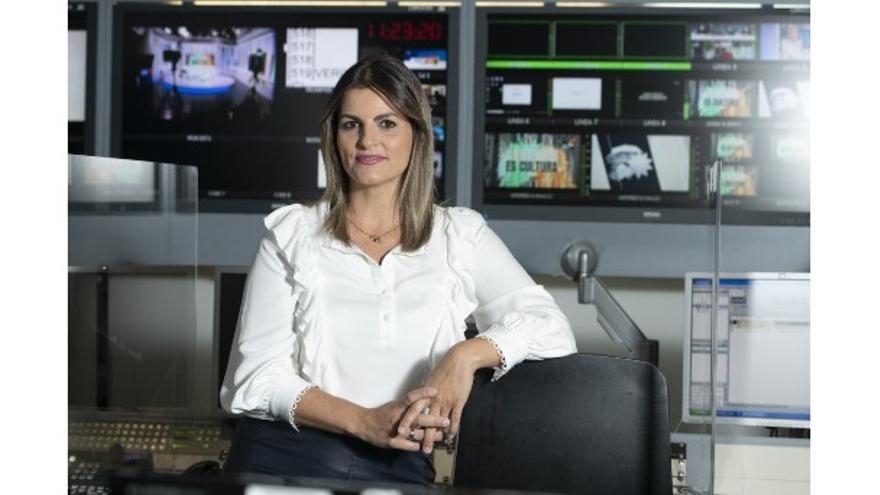 Malole Aguilar, nueva directora de informativos de Televisión Canaria