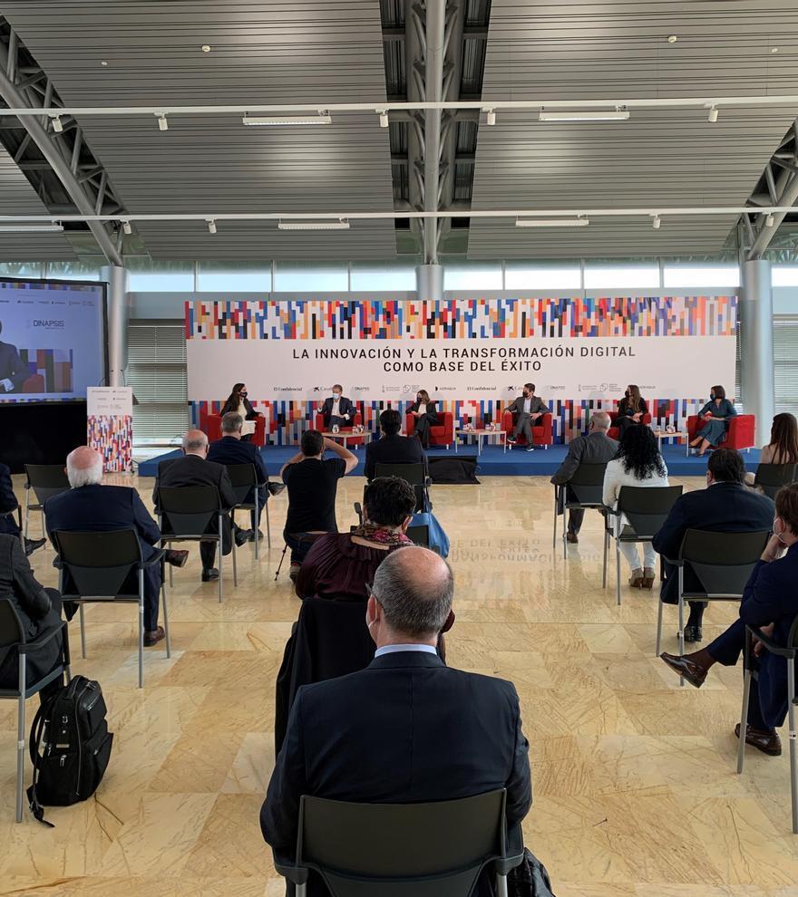 Imagen del Edificio 3 de las instalaciones de Distrito Digital de Alicante.