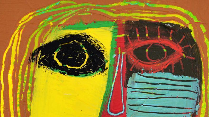 Art Brut, pareciera el arte cosa de locos