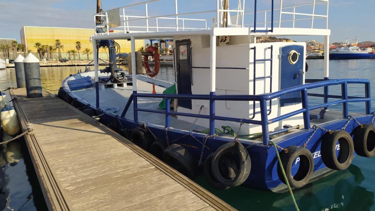 Hallan más de 4.000 kilos de hachís en un barco en Cartagena
