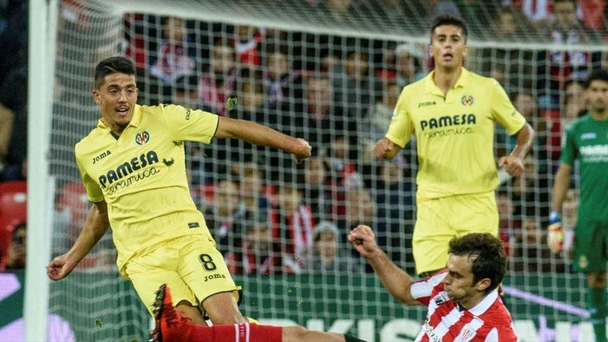 Fornals se recupera tras desmayarse en el entrenamiento del Villarreal