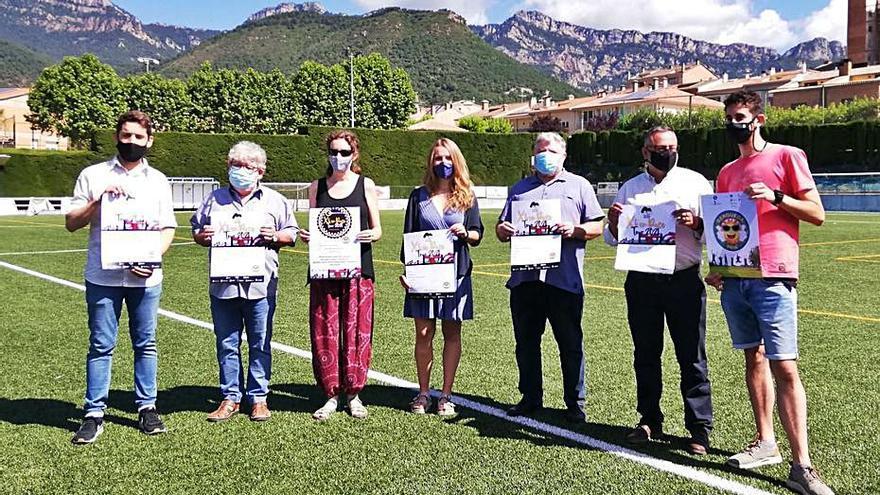Consumir al comerç local al Berguedà es premiarà amb l'accés a una cursa d'obstacles