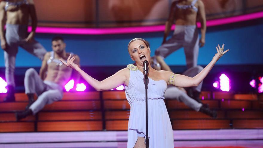 Cristina Ramos enmudece a 'Tu Cara Me Suena' en su debut