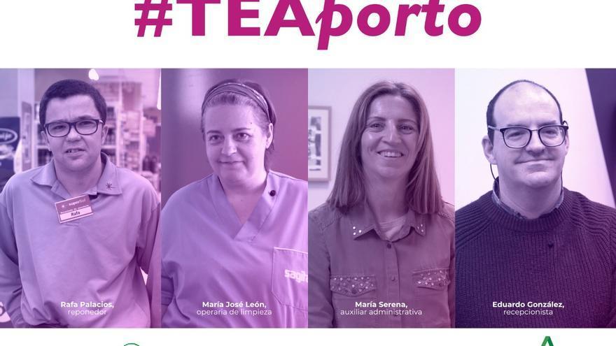 Campaña #TEAporto de la Consejería de Igualdad