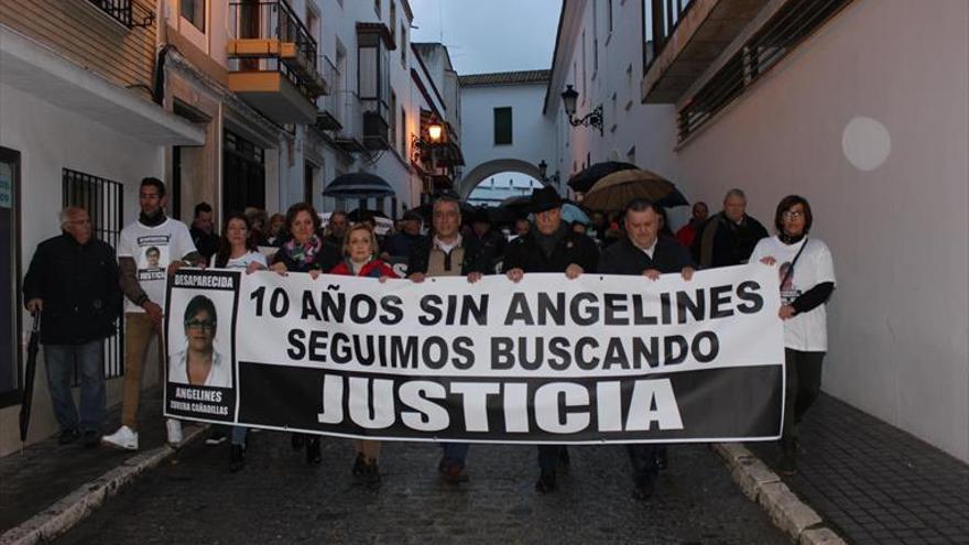 La familia de Ángeles Zurera exige que se agilice la nueva búsqueda